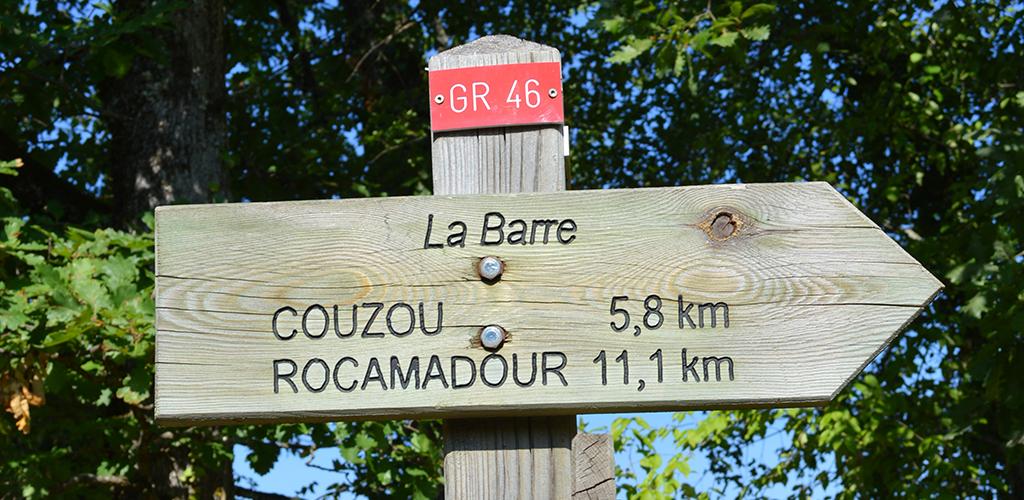 Dordogne Lot GR 46